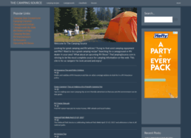 thecampingsource.com