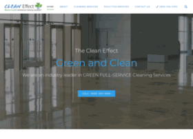 thecleaneffect.com