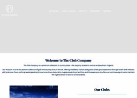 theclubcompany.com