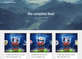 thecompletebear.com