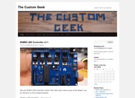 Thecustomgeek.com