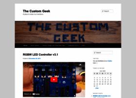 Thecustomgeek.com