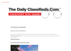 thedailyclassifieds.com