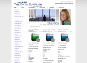 thedatasupplier.com