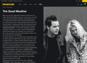 thedeadweather.com
