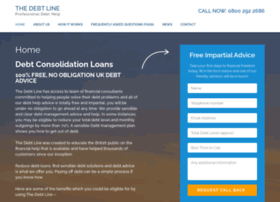 thedebtline.co.uk