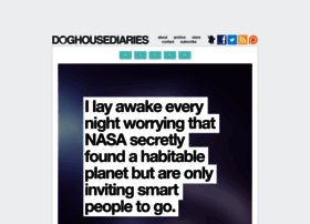thedoghousediaries.com