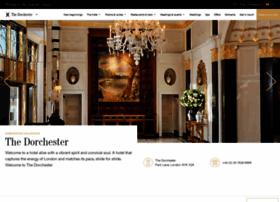 thedorchester.com