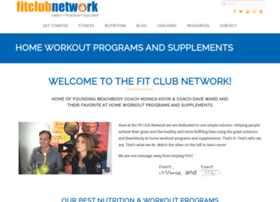 thefitclubnetwork.com