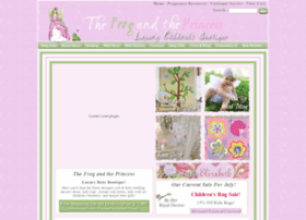 thefrogandtheprincess.com