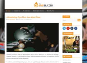 thegameblazer.com