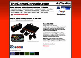 thegameconsole.com