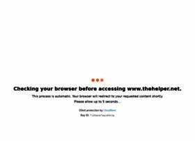 thehelper.net