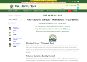 theherbsplace.com