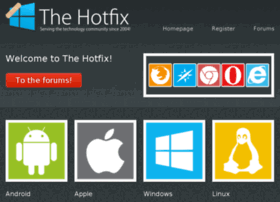 thehotfix.net