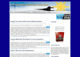 theinternetmarketingsuperclass.com