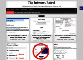 theinternetpatrol.com