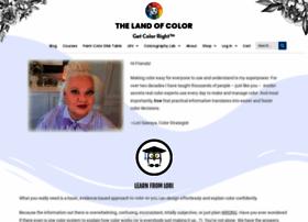 thelandofcolor.com