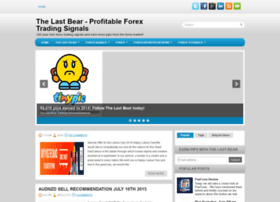 thelastbear.blogspot.com