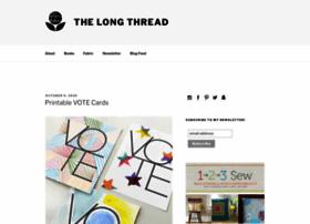thelongthread.com
