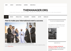 themanager.org