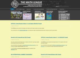themathleague.com