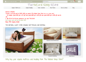 thenaturalsleepstore.com