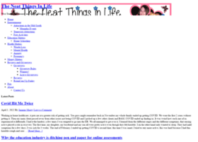 theneatthingsinlife.com