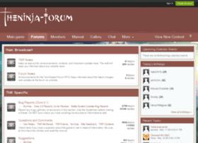theninja-forum.com