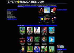 Thepacmangames.com
