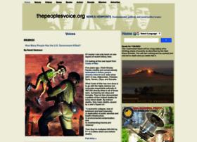 thepeoplesvoice.org