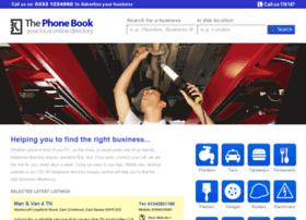 thephonebook.co.uk