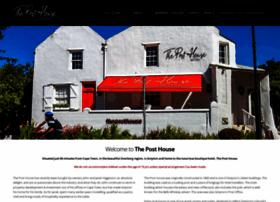 theposthouse.co.za