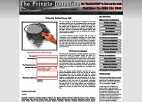 theprivatedetective.com