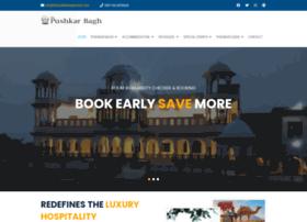 thepushkarbaghresort.com