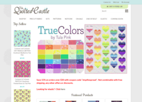 thequiltedcastle.com