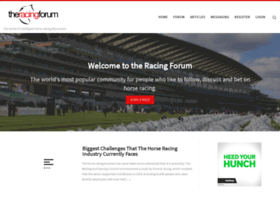 theracingforum.co.uk