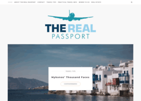 therealpassport.com