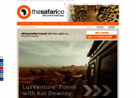 thesafaricompany.co.za
