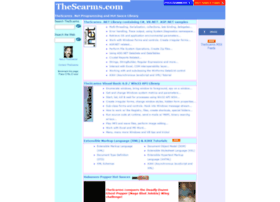 thescarms.com