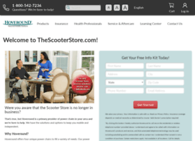 thescooterstoreonline.com