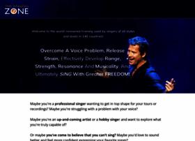 thesingingzone.com