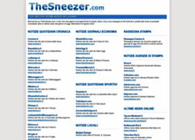 thesneezer.com