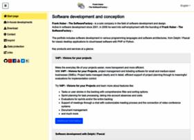 thesoftwarefactory.de