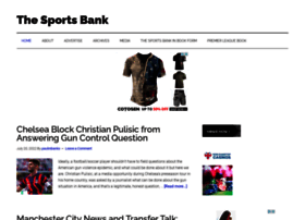 thesportsbank.net
