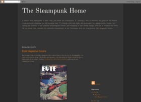 thesteampunkhome.blogspot.com