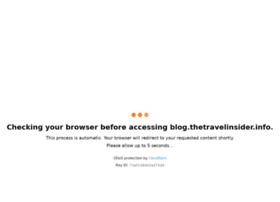 thetravelinsider.info