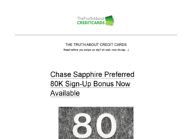 thetruthaboutcreditcards.com