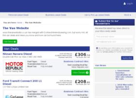 thevanwebsite.co.uk