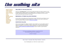 thewalkingsite.com
